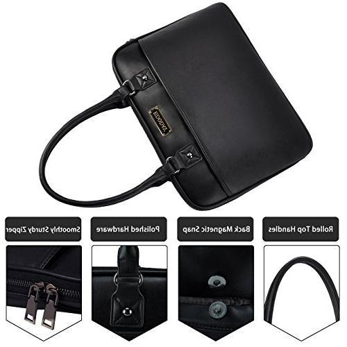 Laptop Bag,EDODAY Inch Bag Shoulder Laptop Case for
