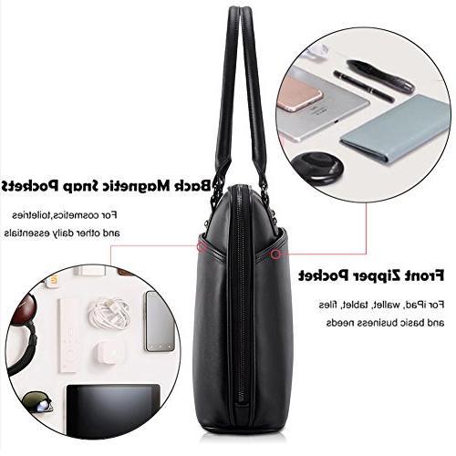 Laptop Tote 15.6 Inch Bag Shoulder Bags for Work