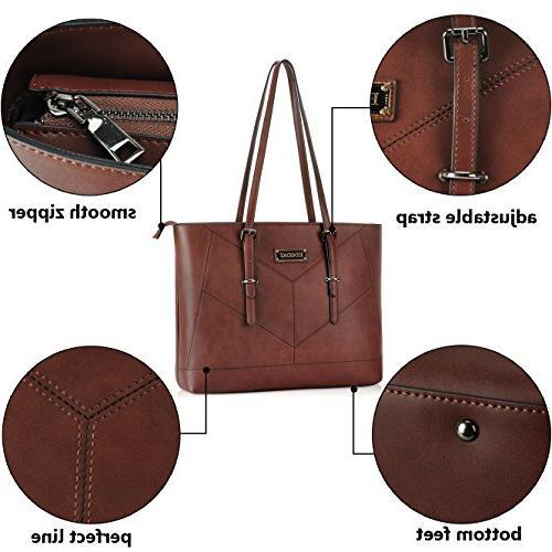 Laptop Tote Bag,Casual Computer Shoulder Bag