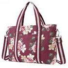 MOSISO Laptop Tote Bag , Canvas Classic Rose...