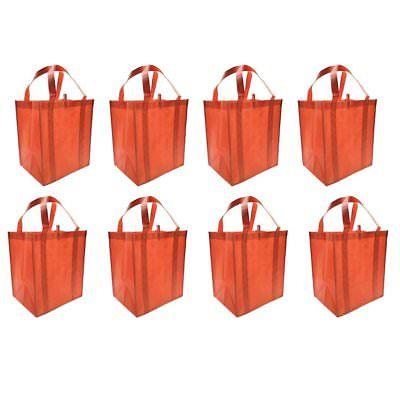 LIHI Bag Large & Heavy Duty Reusable Nonwoven Fabric Grocery