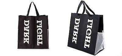 Light & Dark Totebag Tote Wash Caddy