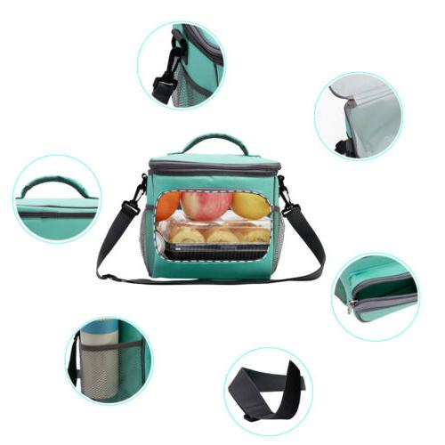 Insulated Leakproof Thermal Tote Women Men Kids