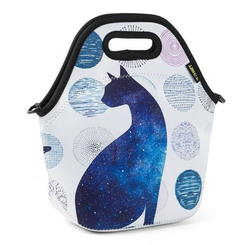 Lunch Bags for Women Insulated Picnic Neoprene Lunch Tote Ca