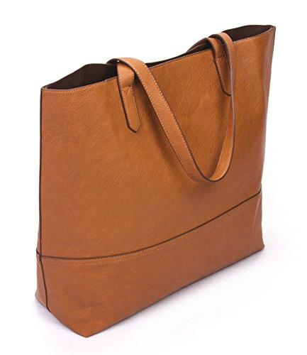 Overbrooke Vegan Tote - Shoulder Bag Top