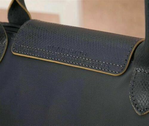 Longchamp Le Nylon Horse Embroidery Large