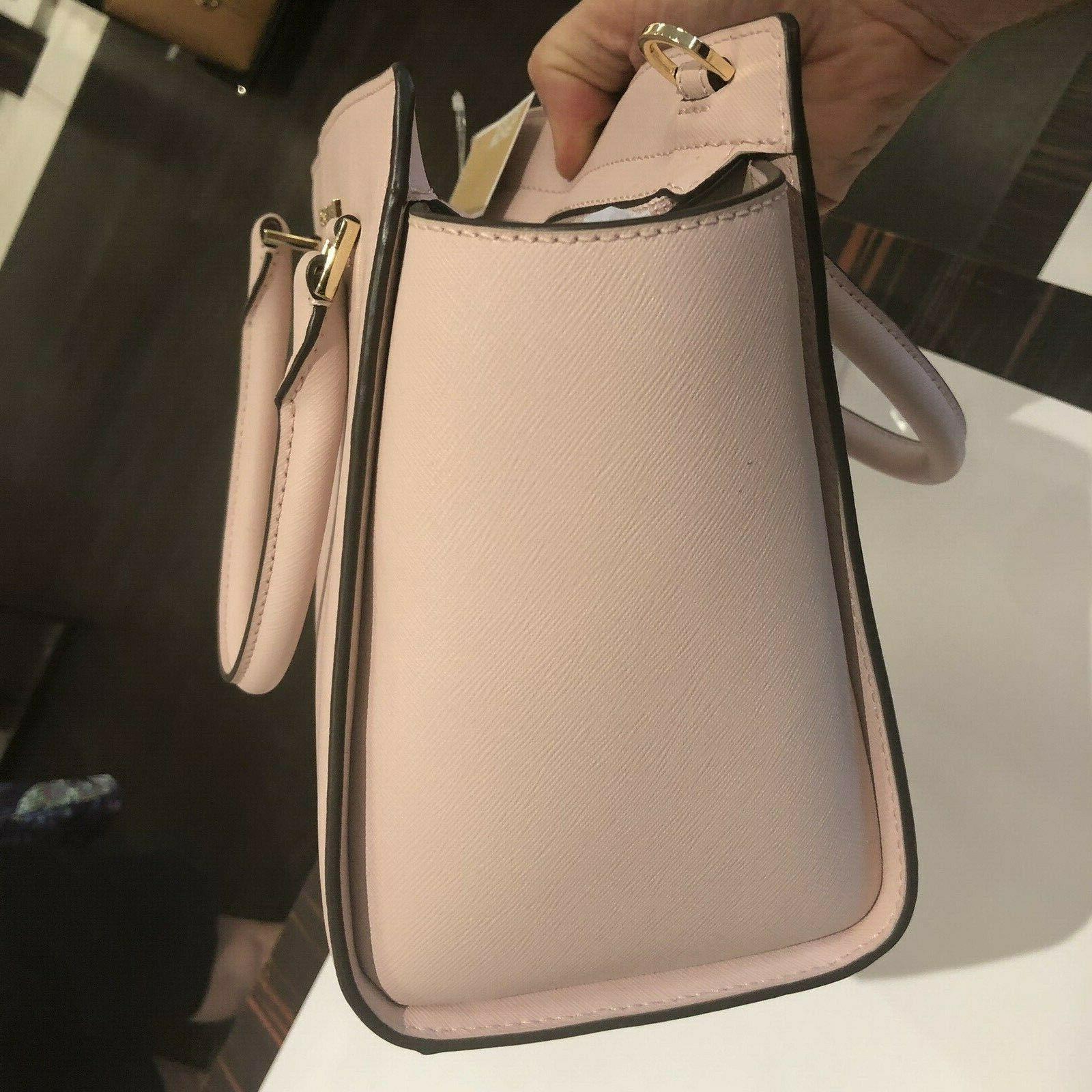 Michael Satchel Crossbody Handbag