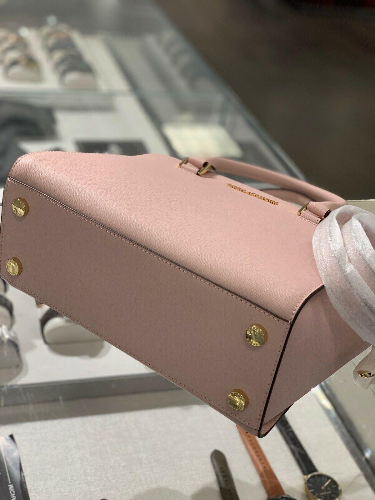 Michael Kors Leather Crossbody Handbag Shoulder