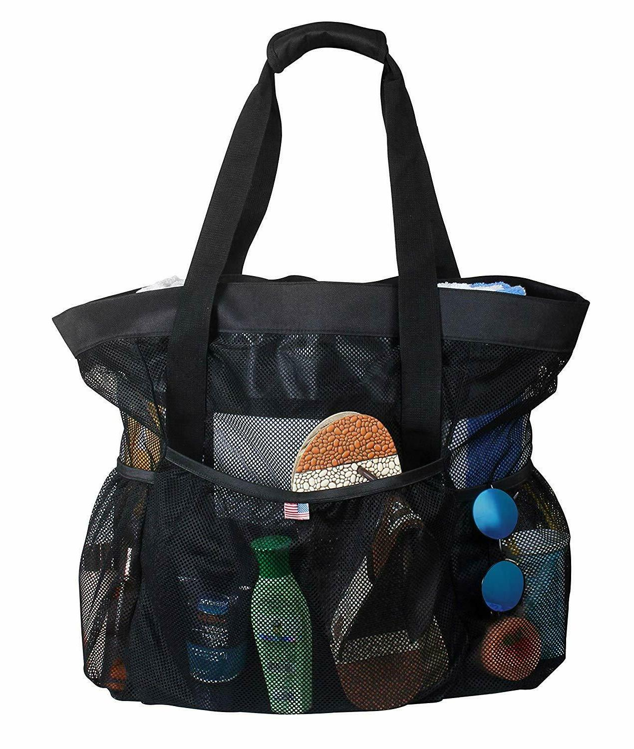 Light Weight Mesh Bag for Picnic, Outdoor