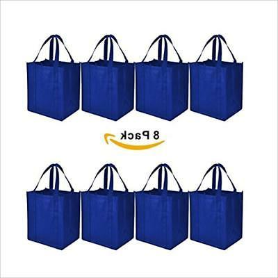 LIHI Reusable Bag Large Duty Nonwoven Tote