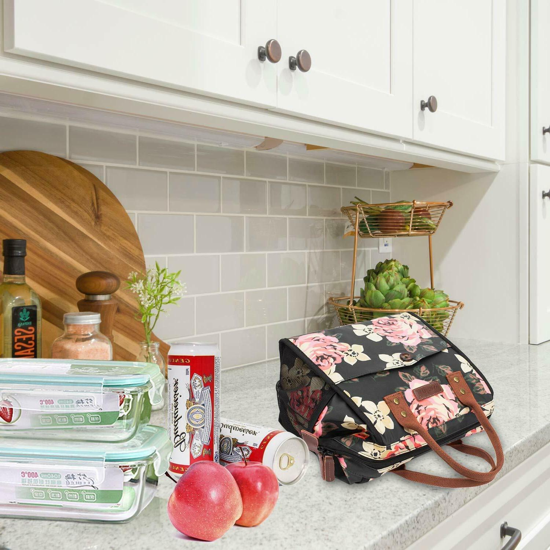 LOKASS Insulated Cooler Bag Box Bag &