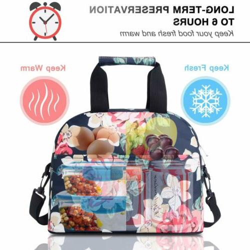 BALORAY Lunch Insulated Lunch Tote