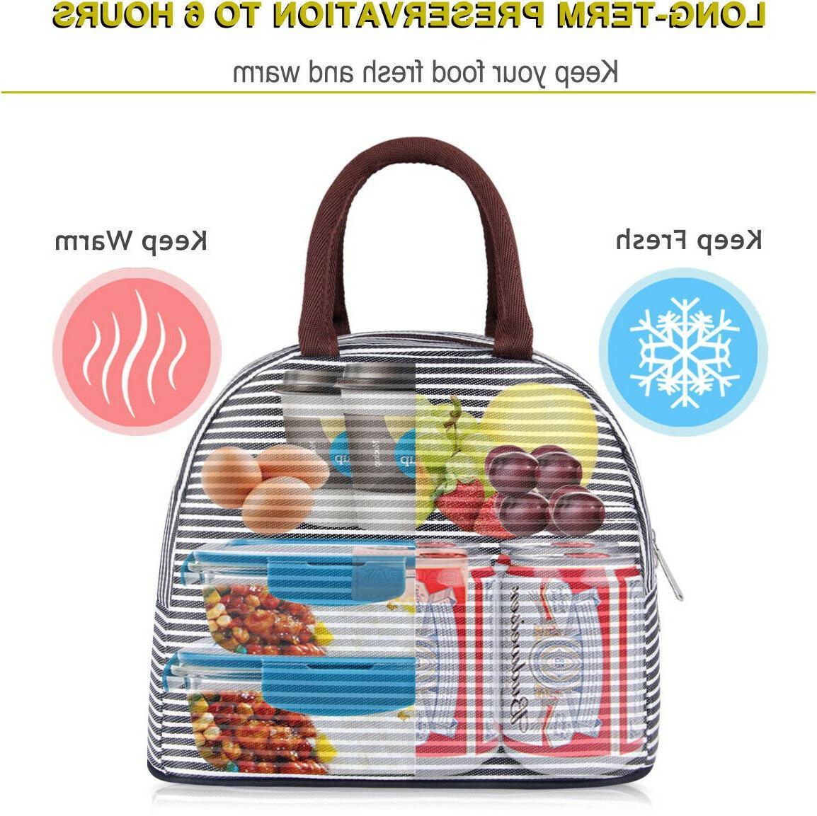 BALORAY Lunch Bag Tote Bag Bag Women Box