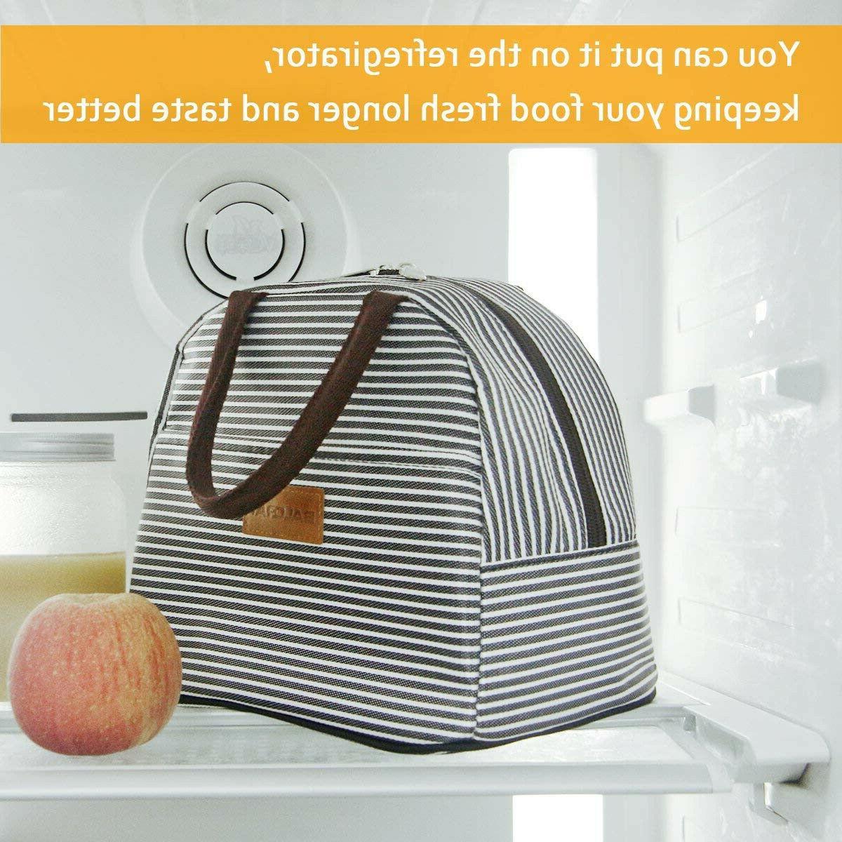 BALORAY Bag Bag Women Lunch Contain
