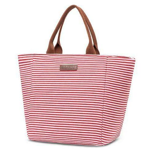 lunch tote bag insulated lunch box water