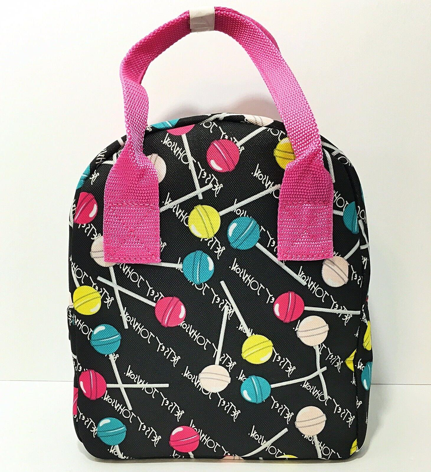 Betsey Johnson Lunch Tote Bag Candy NWT