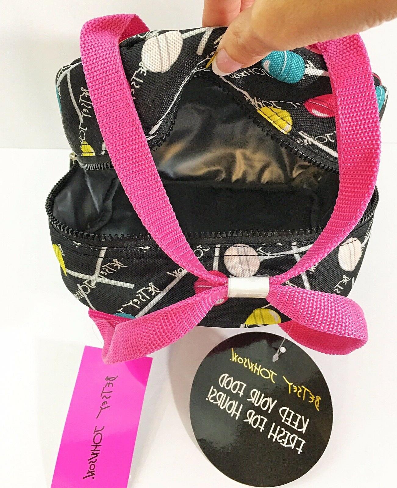 Betsey Bag Lollipop NWT