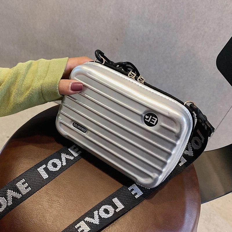 Luxury handbags for 2019 <font><b>Totes</b></font> fashion Mini <font><b>luggage</b></font> <font><b>bag</b></font> women famous brand handbag Mini bo