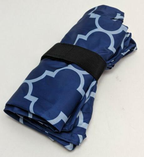 RuMe Tote Day Tote Bag Reusable Navy Downing
