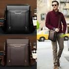 Men's Genuine Leather Messenger Bags Shoulder Bag Tote Handb