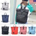 Men Women Large Capacity Nylon Shoulder Bag School Bag Satch