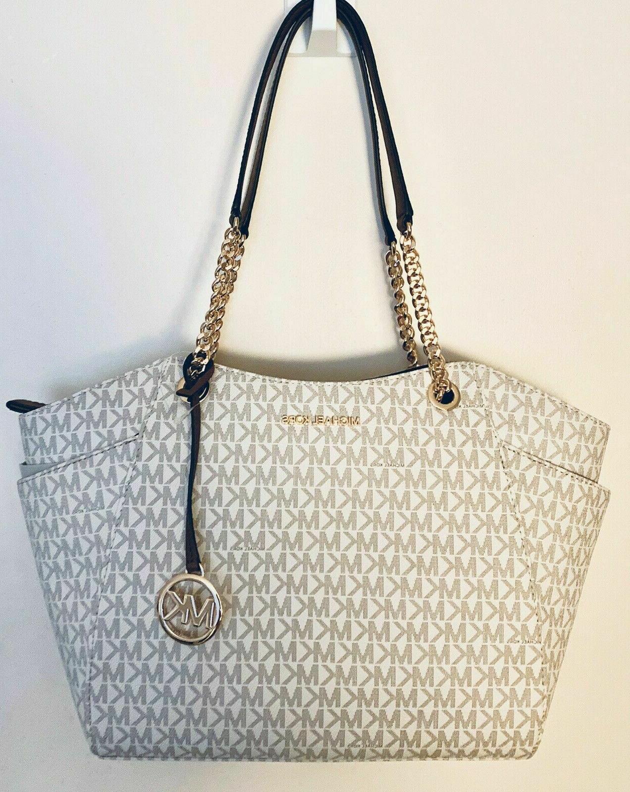 Michael Chain MK Large Bag