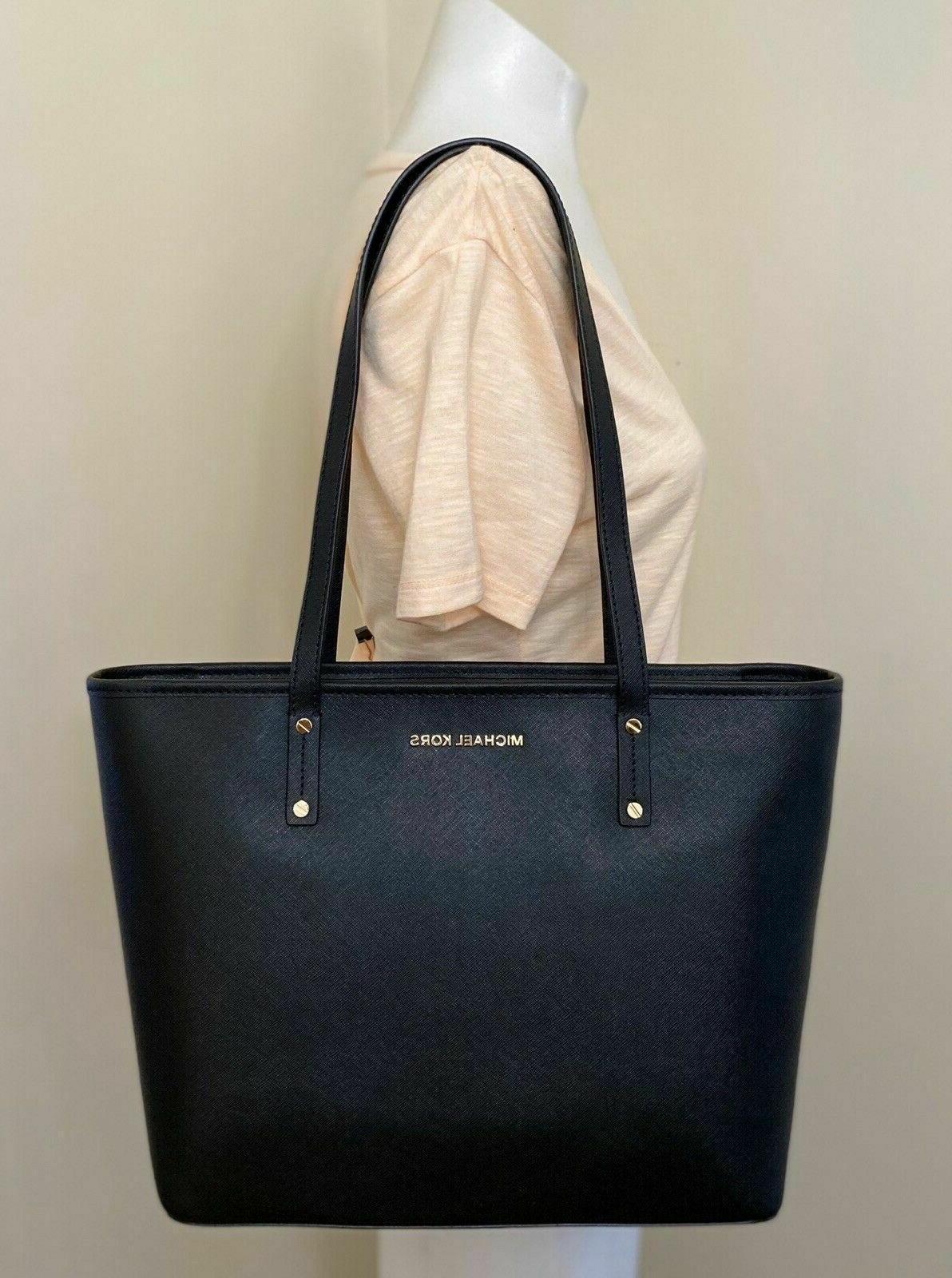 Michael Travel Medium Zip Tote Bag