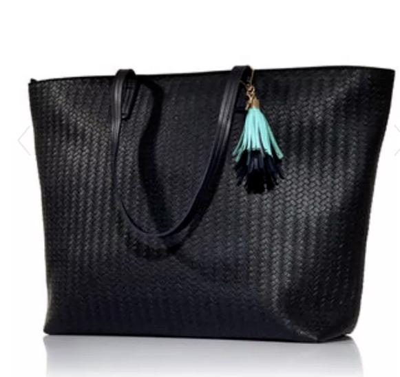 mother day 2018 tote black w 8 items valued