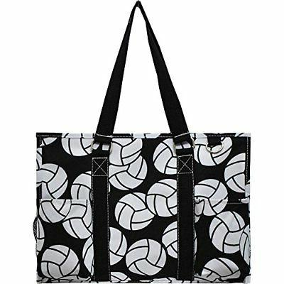 N Gil All Purpose Organizer Medium Utility Tote Bag 2 Volley