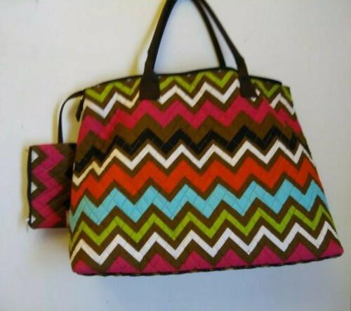N.Gil Bag Cotton Multicolored Print