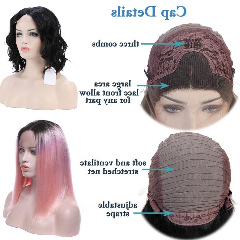 Natural Hair Front Heat