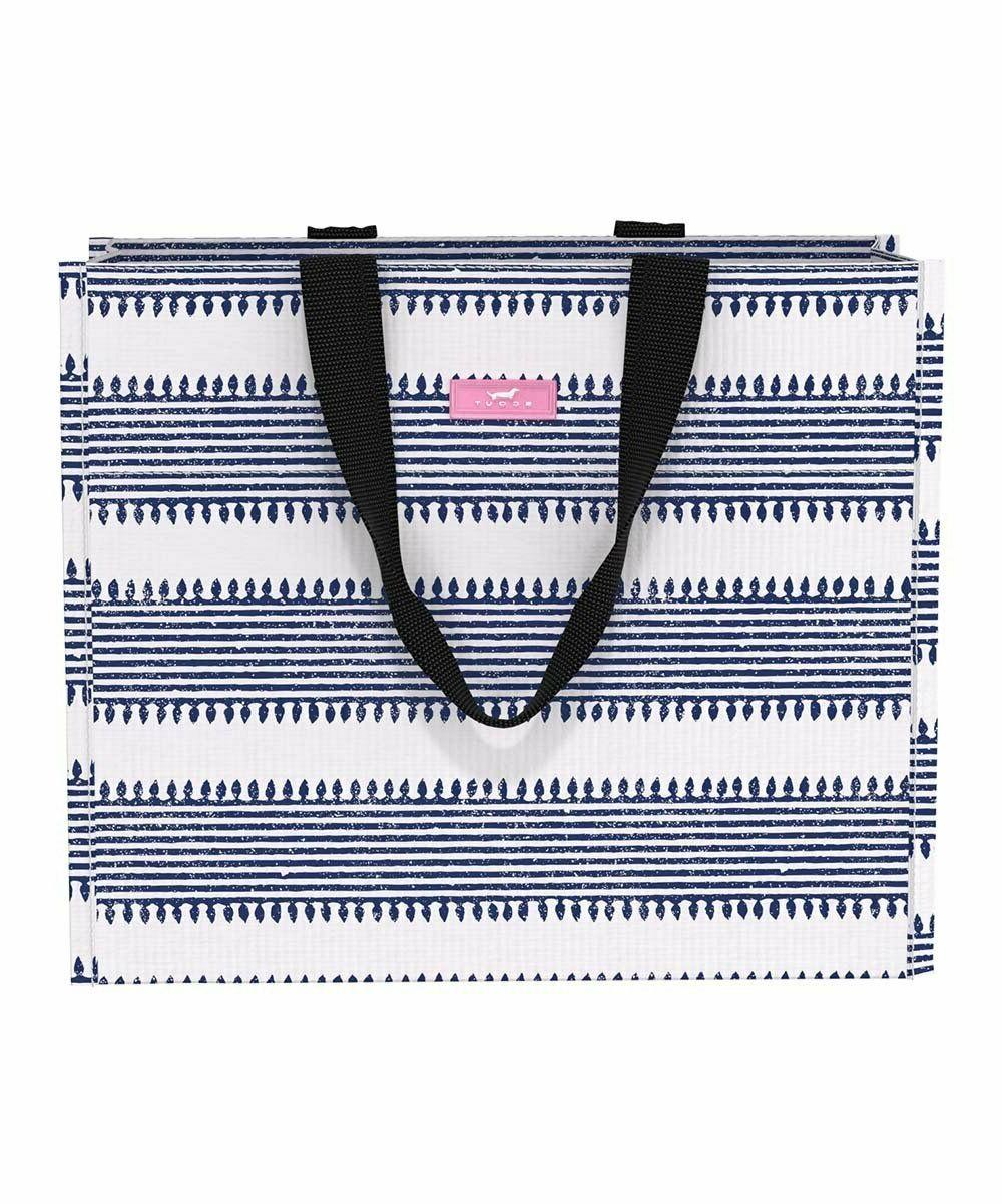 SCOUT Navy & in thew Large Package Bag