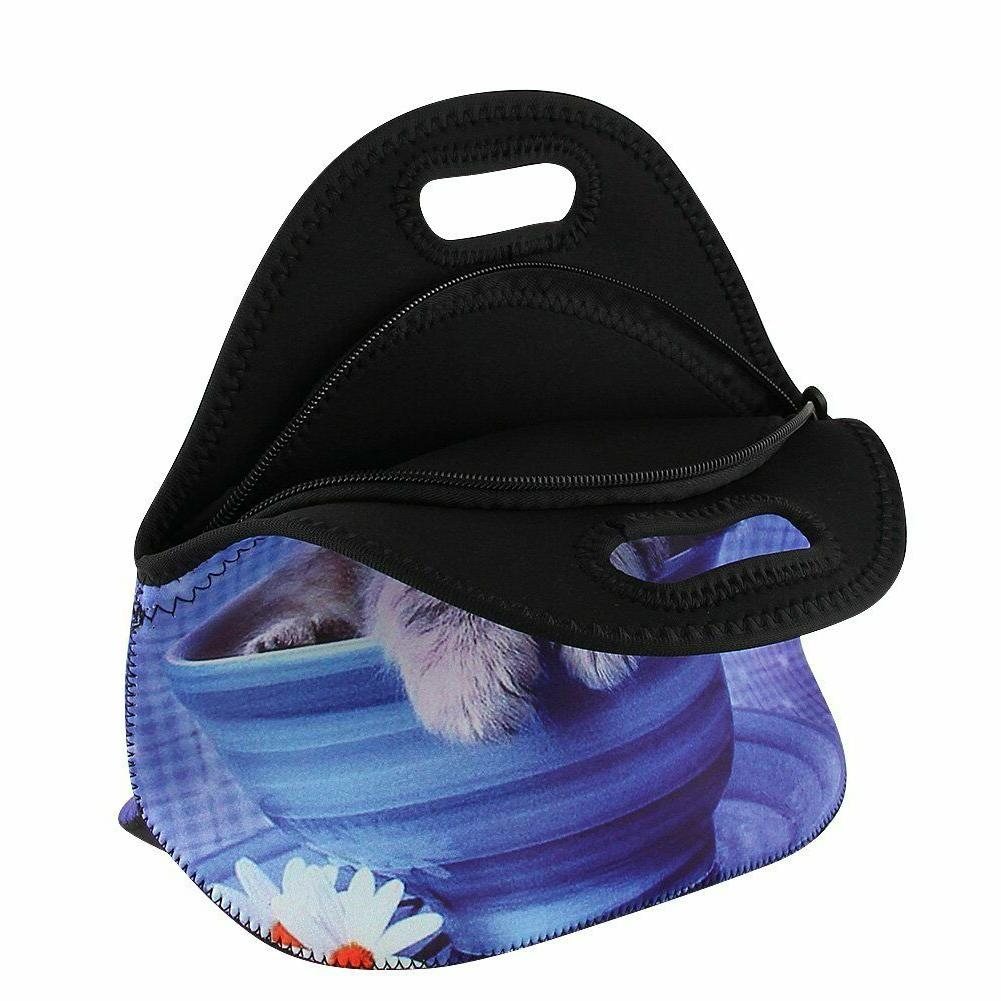 Neoprene Thermal Tote Lunch Lunch Holder Lunch