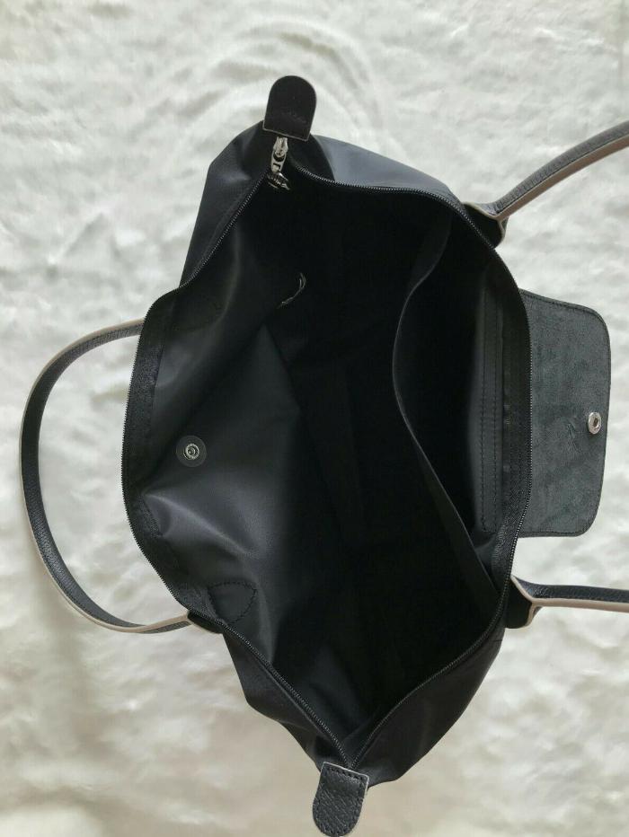 New Longchamp Pliage 1899 Bag Embroidery Handbags