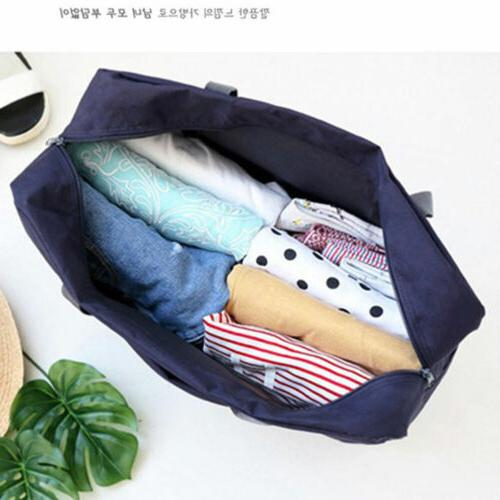 New Foldable Large duffel Travel Tote