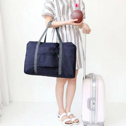 New Foldable Large duffel Bag Luggage Storage Travel Pouch