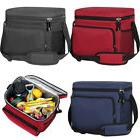 New Insulated Lunch Tote Bag Box for Women Men Thermos Coole