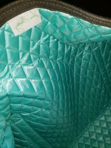 NEW Vera Bradley Large Duffel Shower Tote Bag NWOT