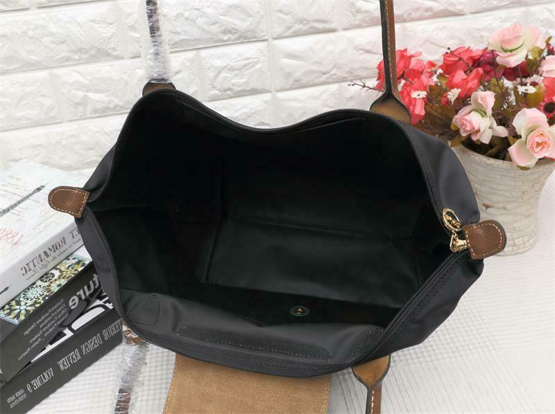 NEW Longchamp Black L