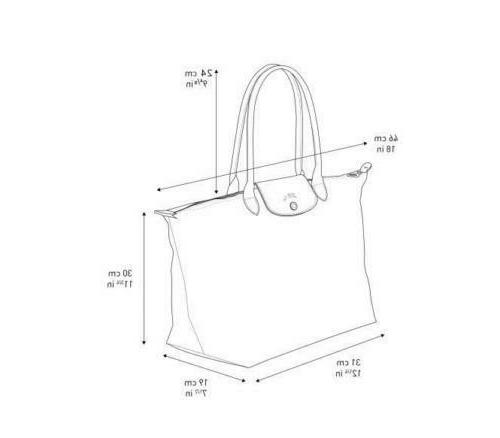 NEW Le Pliage Tote with Large