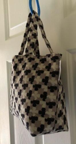 New Fleece Tote bag