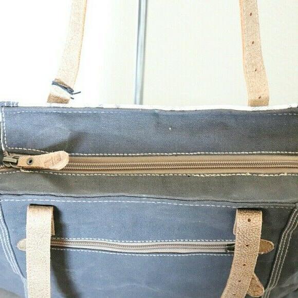 NEW Bag Canvas Tote Bag Large Canvas Purse