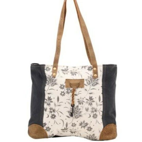 Canvas Tote Large Canvas