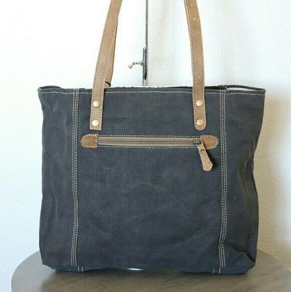 NEW Myra Bag Upcycled Canvas