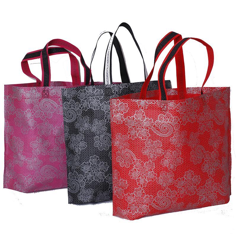 New Shopping Handbag Capacity Nylon Free