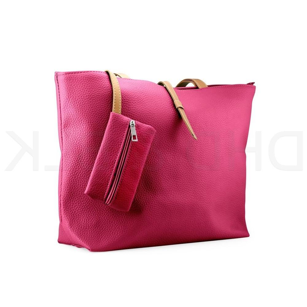 New Faux Leather Fashion Messenger Handbag Shoulder Bag