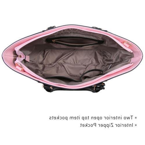 Dasein Tote Bag Purse w/