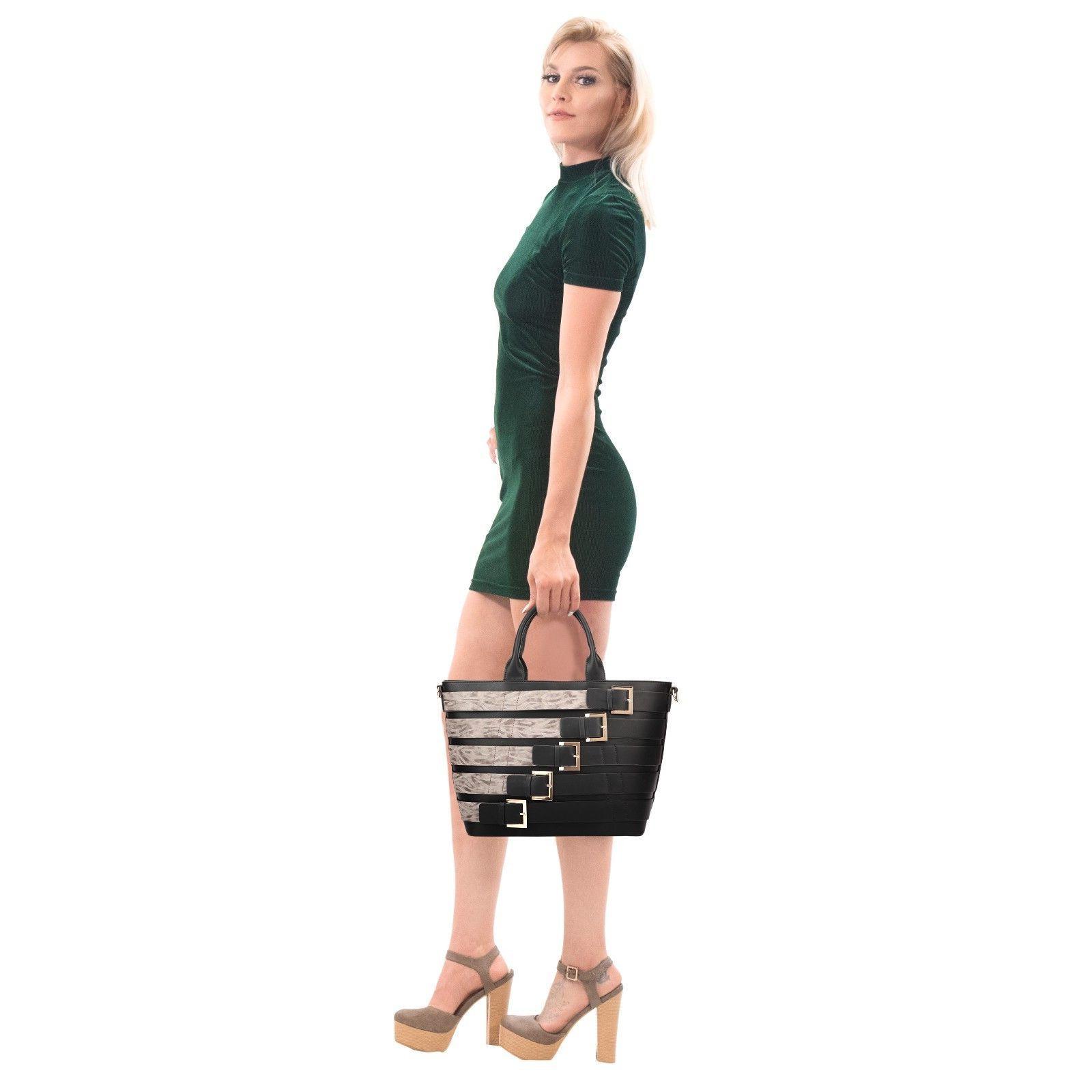 Dasein Handbags Large Tote Purse Satchels Bags