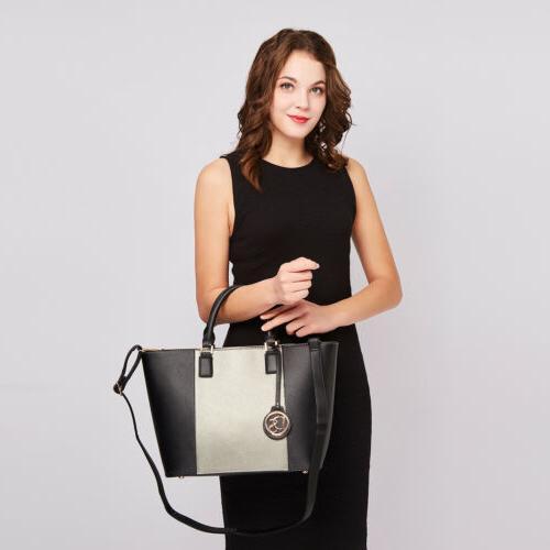 Dasein Women Handbags Purse Set