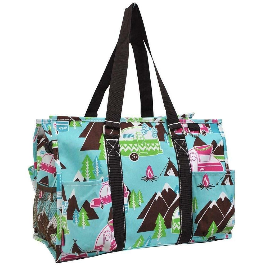"18"" Utility Tote Bag Spring"
